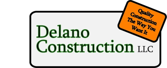 Delano Construction Logo